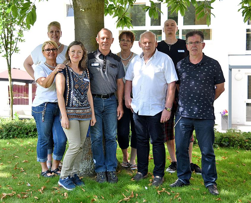Plegeheim Haus Beatrix Geilenkirchen Team Pfleger