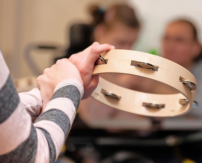 Pflegeheim Demenz Musiktherapie