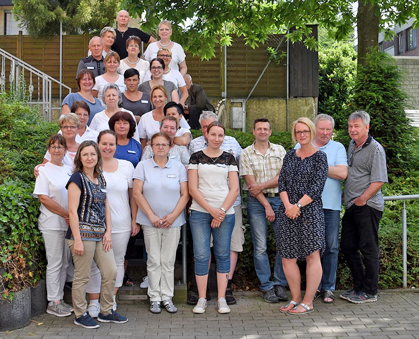 Pflegepersonal Pflegeheim Haus Beatrix Geilenkirchen