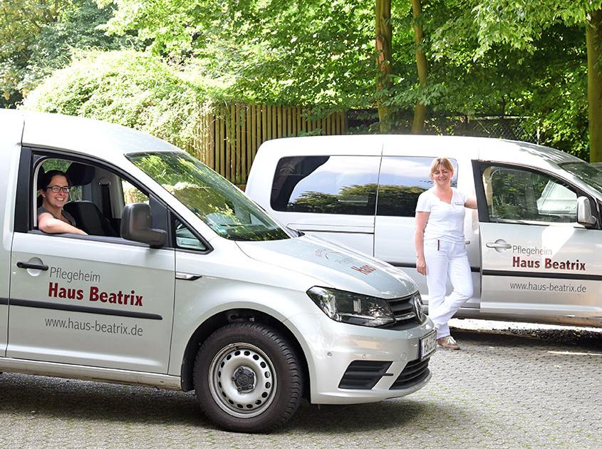 Krankentransport Pflegeheim Heinsberg Geilenkirchen
